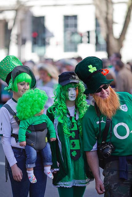 Irish Family by John Barber on Flickr