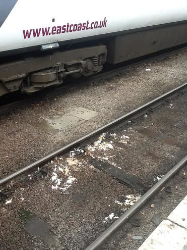 Mind The Crap: The Continuing Problem Of Poo On The Tracks