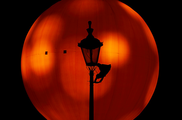 Sun lamp by Mike Murphy via flickr