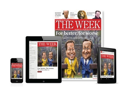 Reader Offer: Get A Free Copy Of The Week Magazine
