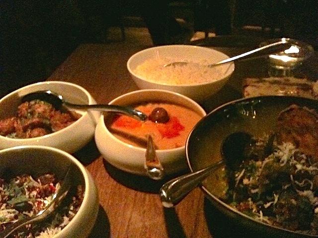 Vegetarian London: Trishna Restaurant Review