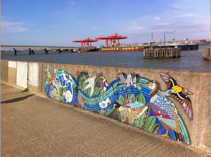 London Walks: Erith To Greenwich