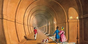 Ticket Alert: Walk Through Brunel's Thames Tunnel