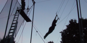 Gorilla Circus Trapeze School Returns To Regent's Park