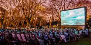 Silent Cinema At ZSL London Zoo