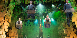 "Matilda The Musical: ""Unique And Unforgettable"""