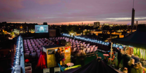 Films Under The Stars At Rooftop Cinema