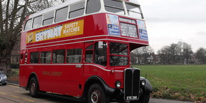Celebrate 75 Years Of RT-Type Double Deck Buses