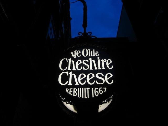 The best 'ye olde' pubs in London.