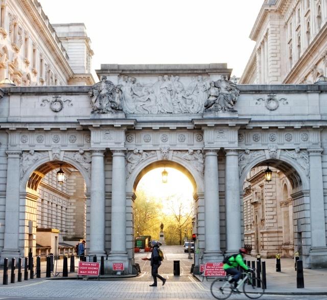 Sunlight arch