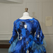 Constellation Gown by Karen (Lady Elsie) Grover. Flamseed Apartment Room 1. Longitude Punk'd Exhibition. Royal Observatory Greenwich. LOA1655