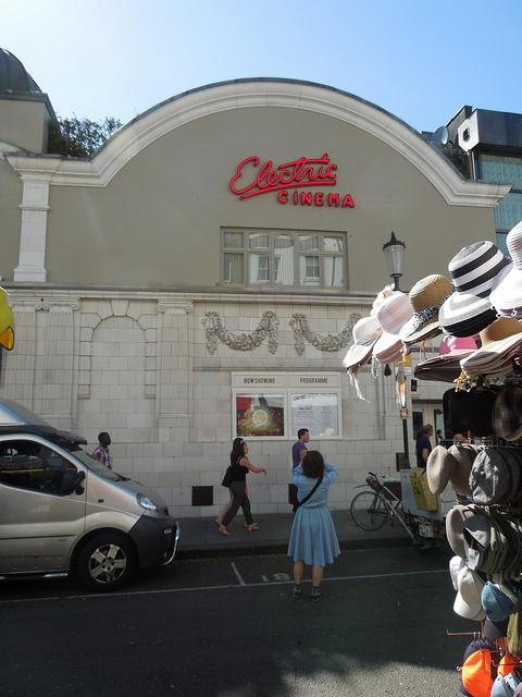 Electric Cinema, Notting Hill ©PastLondon