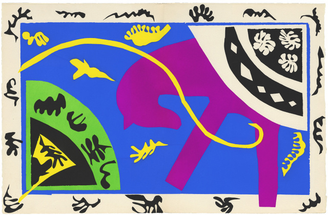 Henri Matisse: The Cut Outs At Tate Modern