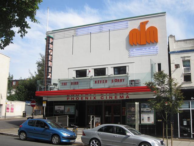 Phoenix Cinema by M@