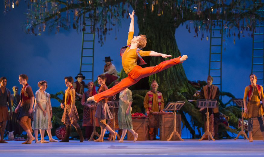 The Winter's Tale Proves The Perfect Spring Treat