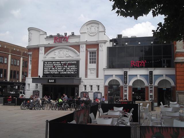 Ritzy Cinema by M@