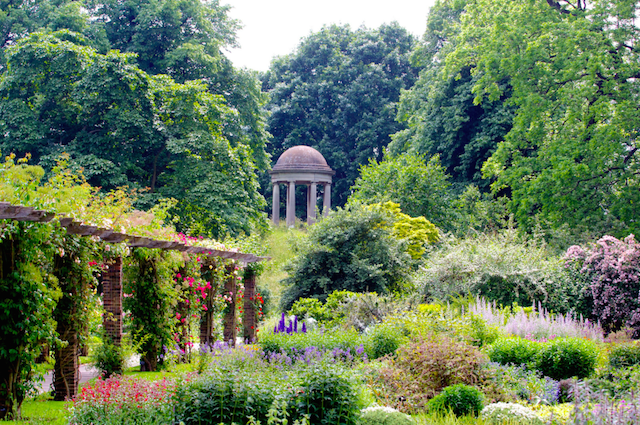 Kew Gardens and their green explosion, by Ian Wylie on Flickr.