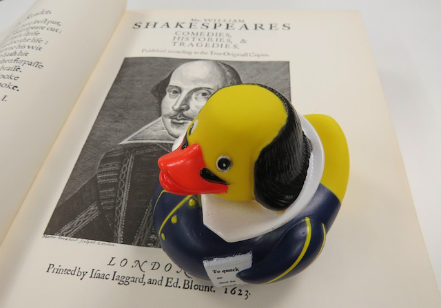 The Bard's Birthday: Shakespeare 450