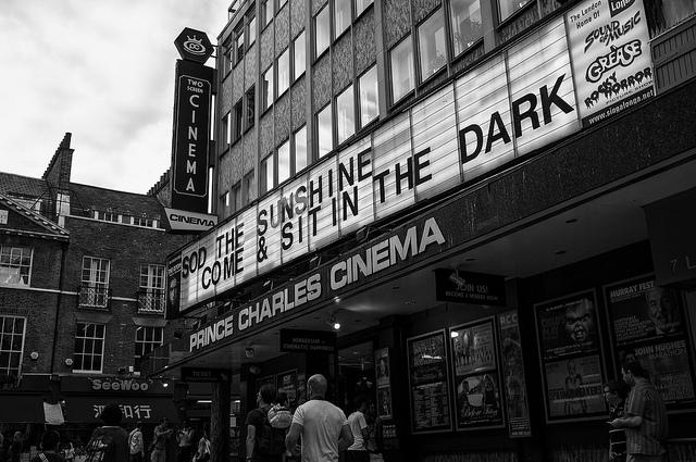 Princes Charles Cinema by Kris Wood