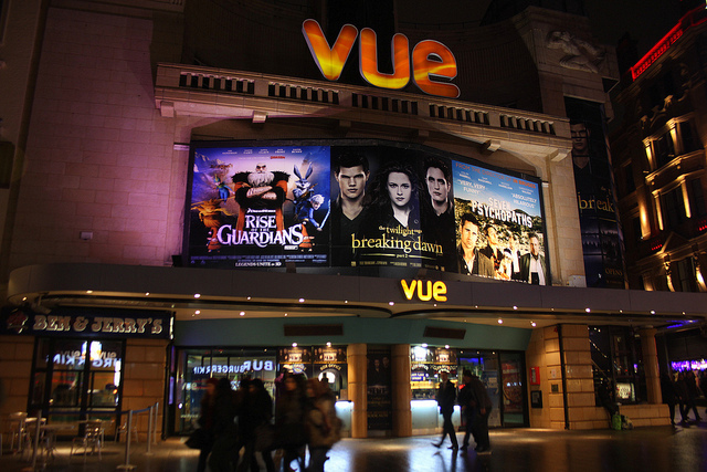 Vue Cinema, Leicester Square, by Stuart Spicer