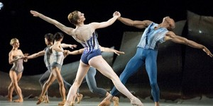 Murder And Minimalism From The Royal Ballet