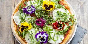 Where To Eat Flowers In London