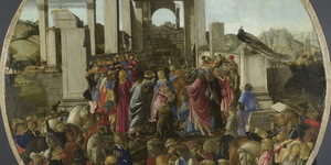 Building The Picture Of The Renaissance At The National Gallery