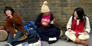 Where To Learn Mysterious Plucked Instruments In London