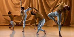 Twist And Pout: Rambert Dance Company At Sadler's Wells