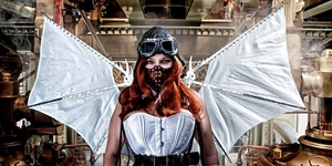 Steampunk Photography By Gary Nicholls