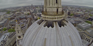 London From The Air: Incredible New Drone Film