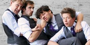 London Comedy: The Beta Males, Tony Law, Mae Martin
