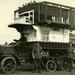B-type bus (B2132) converted into  a pigeon loft (for carrier pigeons)  during the First World War.