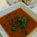 Tomato and chilli soup