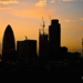 The changing London skyline by John Esslinger
