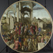 Sandro Botticelli  The Adoration of the Kings, about 1470-5 © The National Gallery, London