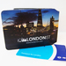 Londonist Oyster Card holder, back side