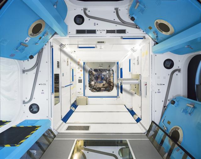 Columbus Training Simulator, ESA-EAC (Cologne, Germany)