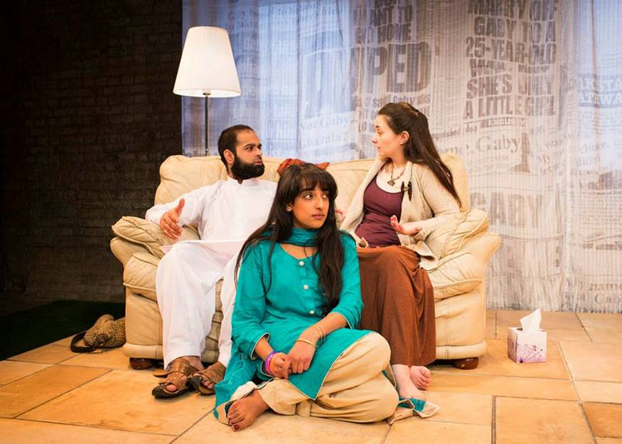A Conflict Of Cultures: My Name Is... At The Arcola