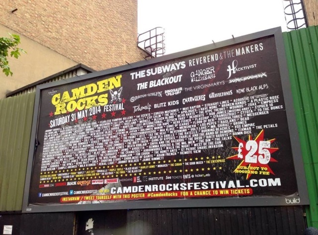 Chris McCormack Picks His Camden Rocks Highlights