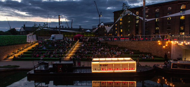 Ticket Alert: Floating Cinema On Sale Now