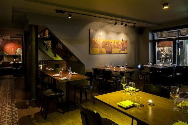 Vegetarian London: House of Ho Review