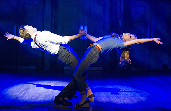 It's Not All Pants : The Pajama Game @ Shaftesbury Theatre, WC2