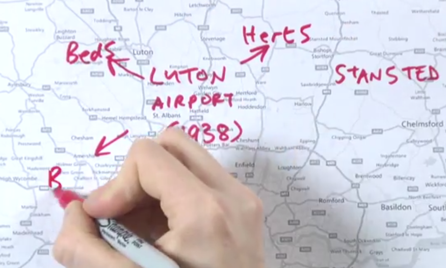 Unfinished London: The City's Airports