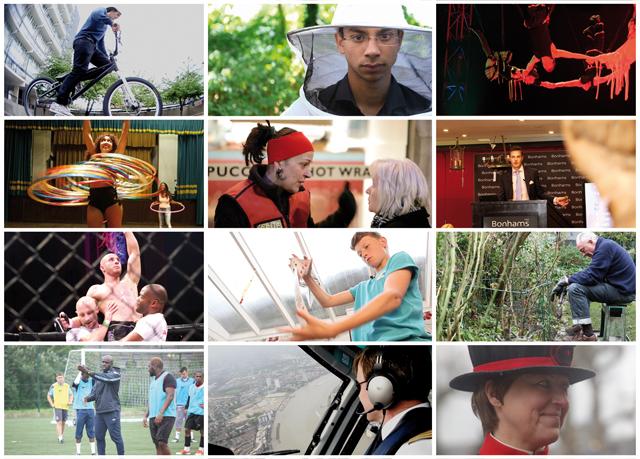 1000 Films, 1000 Stories, 1000 Londoners