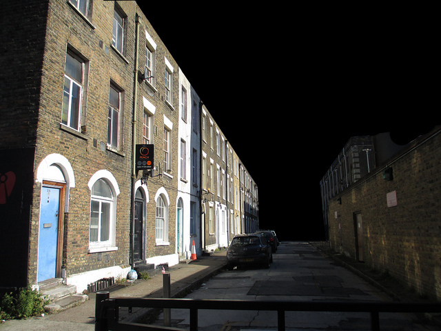 London Short Fiction: The Man From BEER
