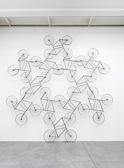 Ai Weiwei, Forever, 2013.. Image courtesy of the artist and Lisson gallery