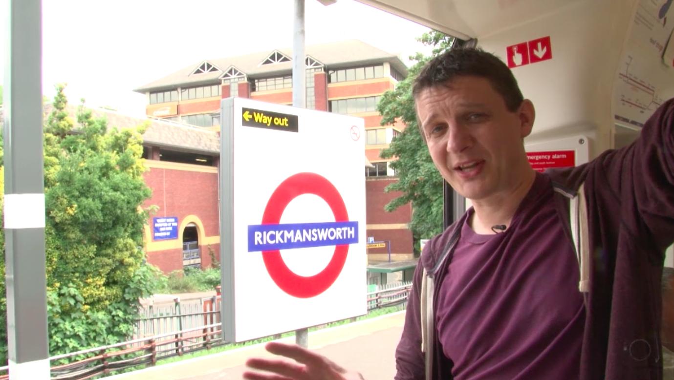 Video: Secrets Of The Metropolitan Line