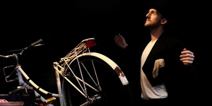 Spokesong More Tricky Than Troubling At Finborough Theatre