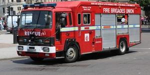 Firefighters Begin 24 Hour Walkout